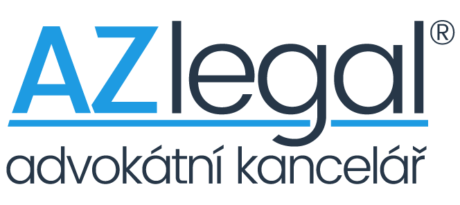 Logo AZ LEGAL, advokátní kancelář, s. r. o.